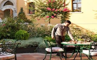 Four Seasons Hotel Sultanahmet mutfak ekibi ödülle döndü...