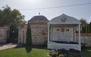 Balkanlar'da Kosova I.Murat Türbesi'nde…