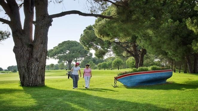 Gloria, 2,5 milyon euroluk dev yatırımla golf sahalarını yeniledi