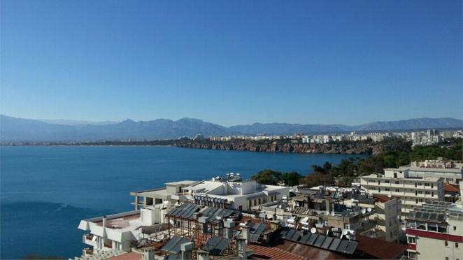 Antalya Şehiriçi Otelleri
